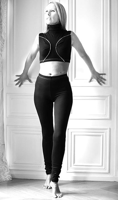 Brassière anti aging legging anti aging