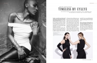 Parution dans Sheeba Magazine