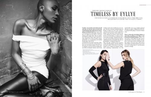 Publication on Sheeba Magazine