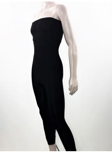 Combinaison modulable - jersey viscose ou enduit noir