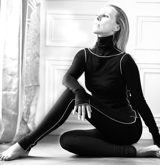 Brassière anti aging top anti aging legging anti aging
