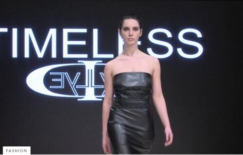 Retrospective Vancouver Fashion Week Fashion Show